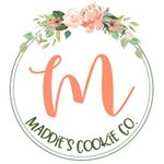 maddiescookieco tiktok account profile photo